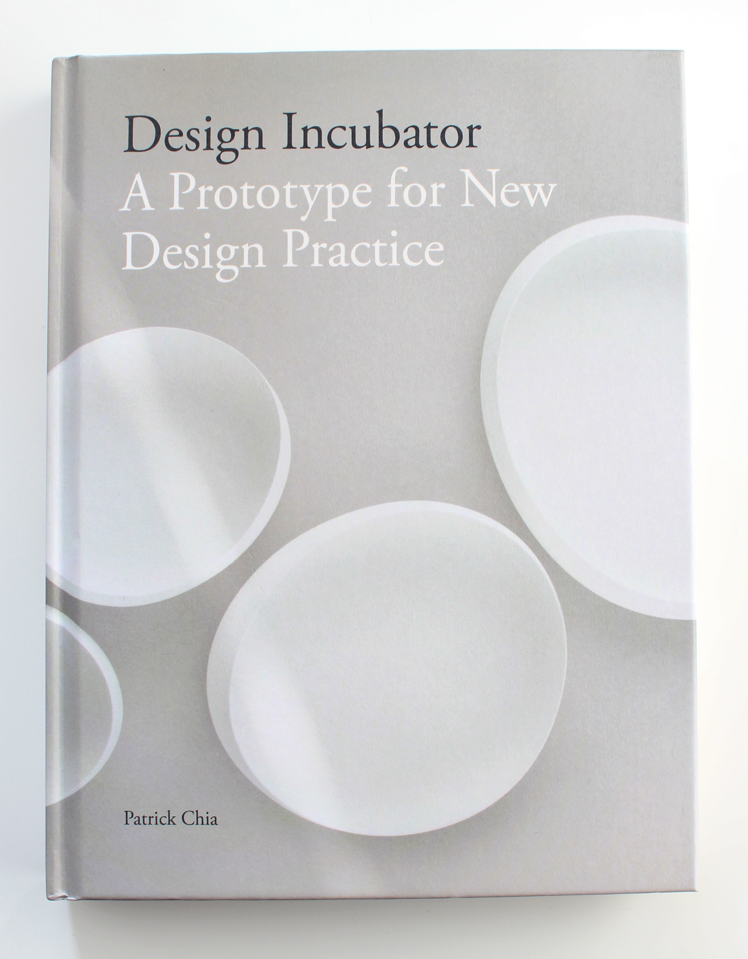 Design Incubator: Book Cover