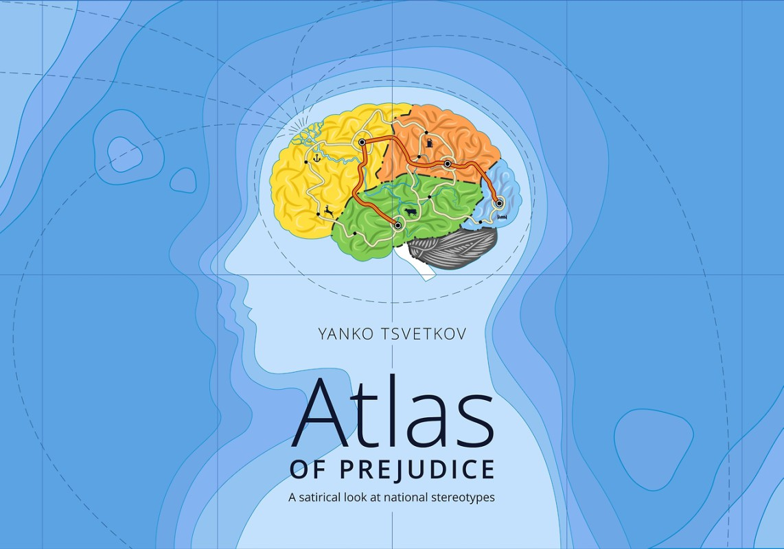 Atlas of Prejudice by Alphadesigner