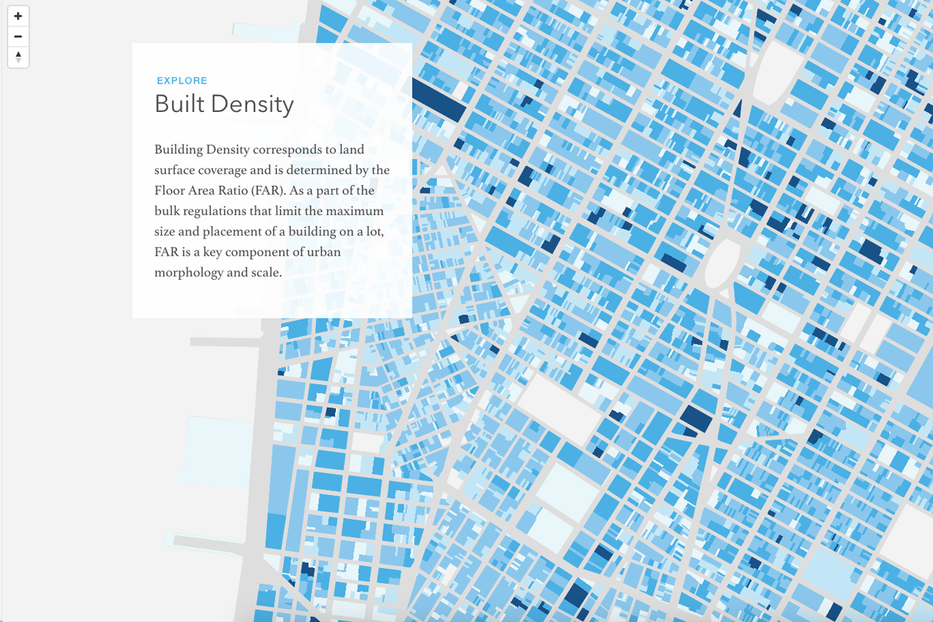 Upcoming course: Mapping Urban Data - MORPHOCODE