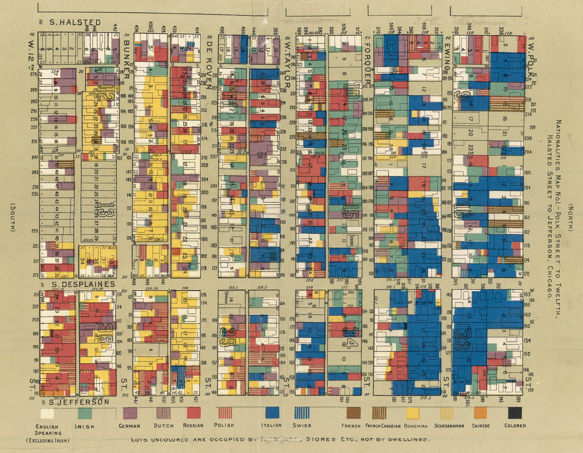 The Use Of Color In Maps Follow Colors On Schematic And Description Text As A Visual Variable